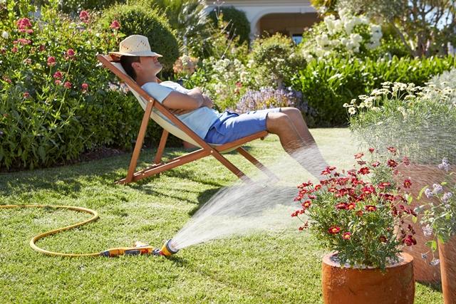 Jak zmniejszyć ilość pracy w ogrodzie